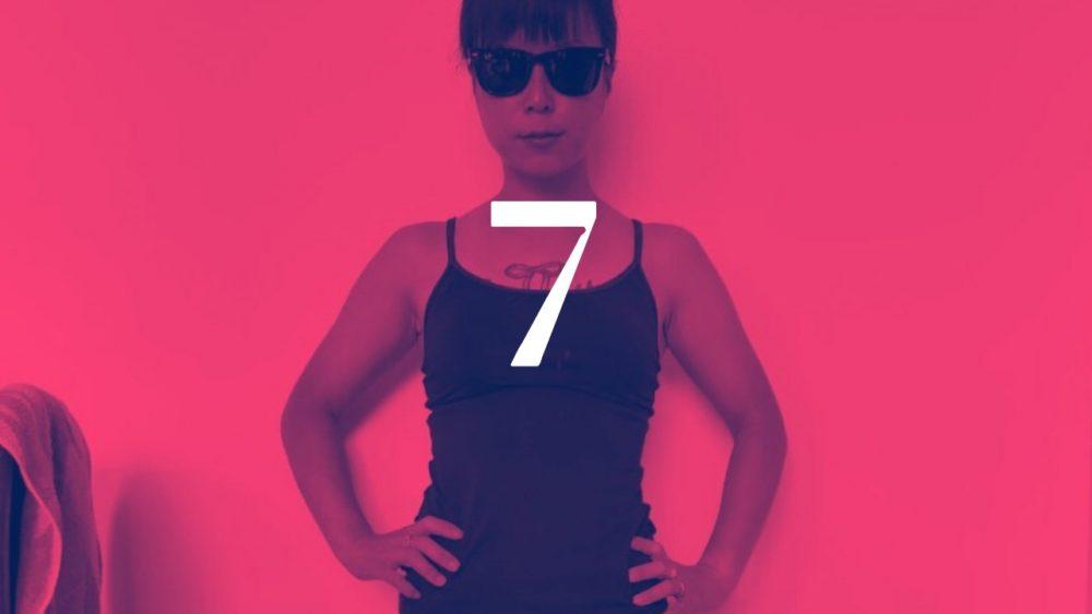 1週間で【5キロ】痩せる「エクササイズ」とは?|体験7日目